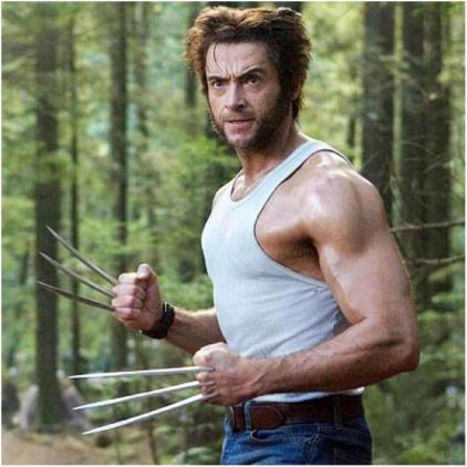 Jackman as Wolverine