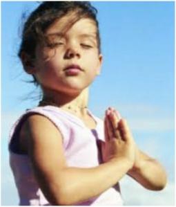 My Yoga - Anjali Mudra