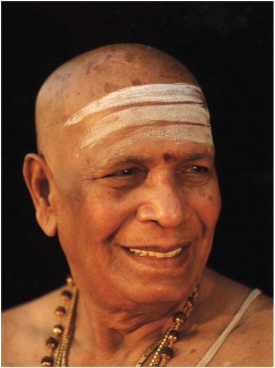 Guruji. Namaste.
