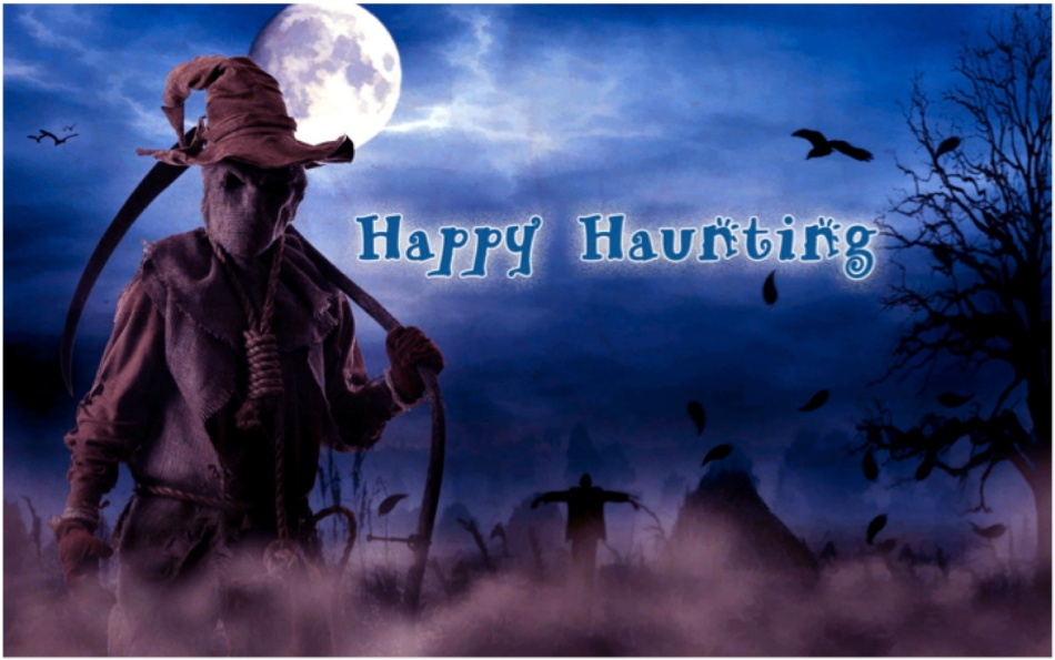 Happy Haunting End Banner