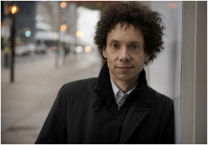 Malcolm Gladwell. Journalist, author, speaker. Like me, half-black. Black roots from his Jamaican mother.