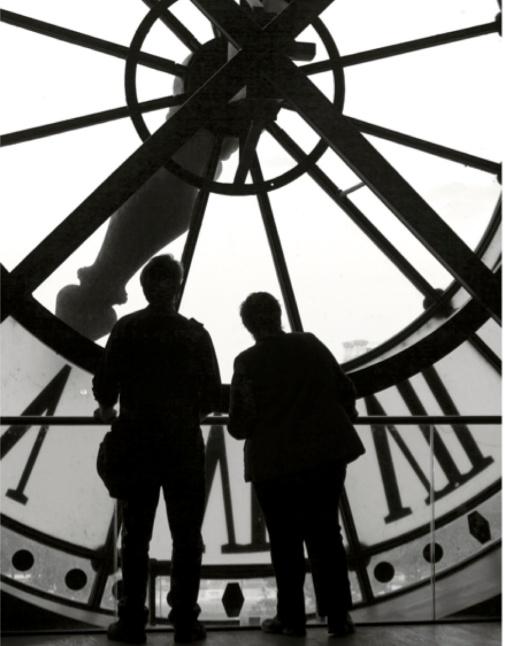 Looking beyond time