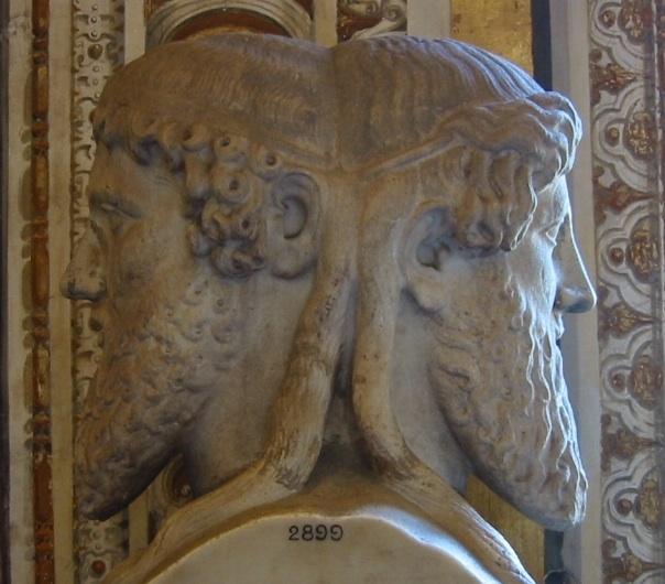Janus-Face