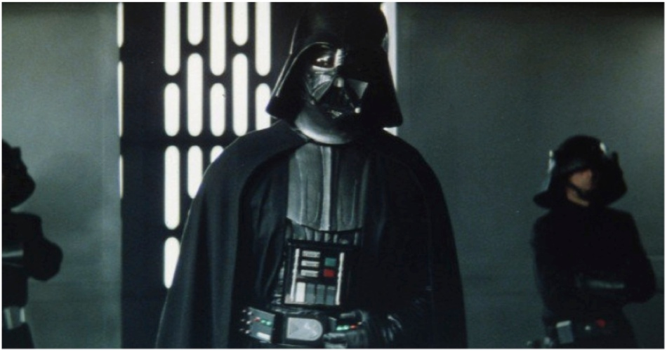 Lord Harper, er Vader, and PMO minions