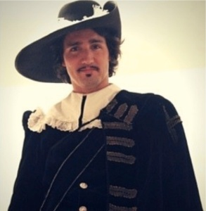 PM Trudeau - aka The Count of Monte Cristo