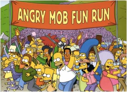 Angry Mob Politics - Shite