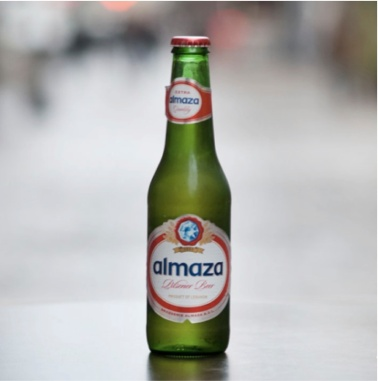 Almaza - better than tap water