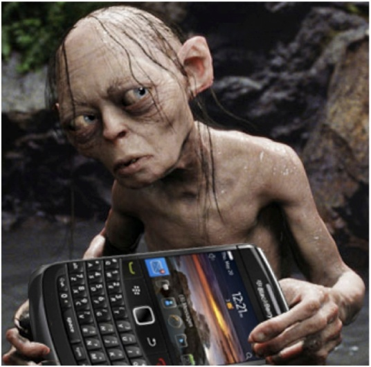 My Precious Blackberry